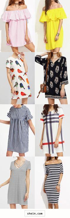 Chic dresses start at $7!