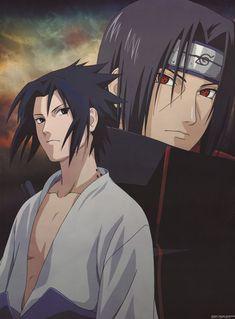 Uchiha Sasuke Uchiha Itachi