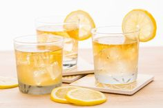 Whiskey Ginger: 1.5 oz rye whiskey in a ice filled glass, fill rest with ginger ale