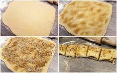 Trhací buchta s ořechy Ethnic Recipes, Food, Hoods, Meals