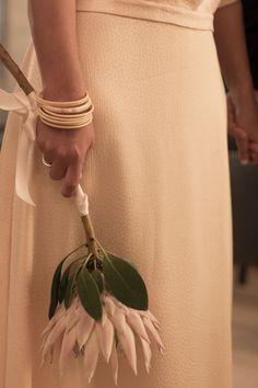 Ramo de noiva - Protea // Bride's bouquet - Protea