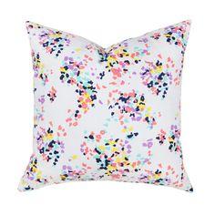 British Bouquet Pillow. Caitlin Wilson textiles