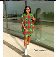 Get the Latest ankara styles aso ebi styles, wedding, Ankara dresses, ankara fashion pictures, african fashion styles & casual trends for ladies Short African Dresses, Latest African Fashion Dresses, African Print Dresses, Ankara Fashion, African Print Clothing, African Print Fashion, Africa Fashion, Ankara Stil, Ankara Dress Styles