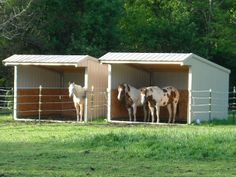 Klene Pipe Structures has been supplying the equine industry with quality made run-in horse shelter kits for over 45 years. Contact us for shipped pricing.