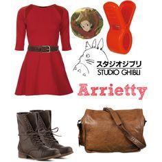 Studio ghibli- arrietty