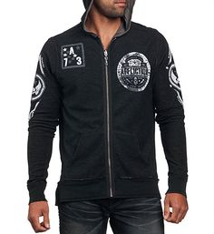Men's Hoodie Sweaters| Affliction Clothing