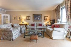 Living room at Prado de San Sebastian by Home at Homes