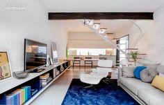 Reforma proporciona luz, espaço e conforto a casa de 92 m² - Casa