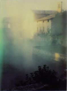 Andrei Tarkovsky, polaroids taken between 1979 and 1984