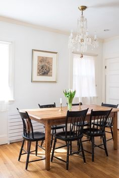 House Tour: A New England Style Home in Cambridge   Apartment Therapy