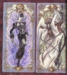 Shibamoto Thores, Gonzo, Trinity Blood, Cain Nightroad, Helga Von Vogelweide
