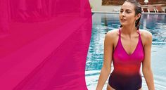 Speedo | Sculpture Swimwear: Shapes, Controls & Supports