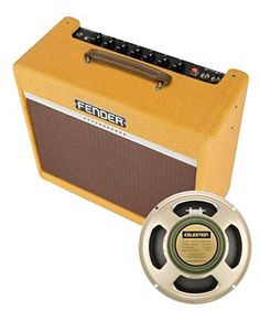 "Fender Bassbreaker 15 Lacquered Tweed Limited Edition Guitar Combo Amp - with 12"" Celestion Greenback"