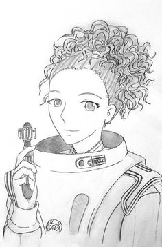 keikobi: This is a fan art made by my good friend Tita she is maybe the biggest fan of River Song