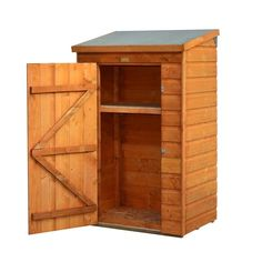 Rowlinson 3 ft. W x 2 ft. D Timber Storage Shed