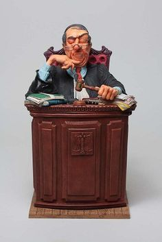 Guillermo Forchino-The Judge