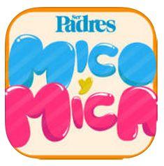 Actividades para Educación Infantil: Mico y Mica, una app para los más peques APPS