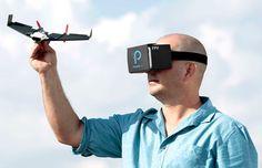 Vlaštovka ovládaná pohybem hlavy nabízí úplně nový zážitek z létání   TV pořad, časopis a web o aplikacích