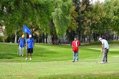 Arranca el torneo de golf de Aniversario en el Club Pulgas Pandas 2014 ~ Ags Sports