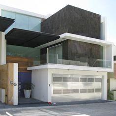 10 colores que harán que la fachada de tu casa se vea modern…
