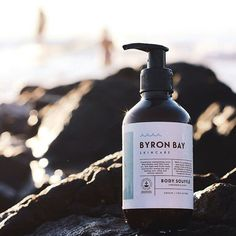 Byron Bay Skincare - An environmentally conscious skin, hair, and body care range crafted locally in Byron Bay from 100% natural, plant-derived ingredients - Instagram // Nichify Username: byronbayskincare