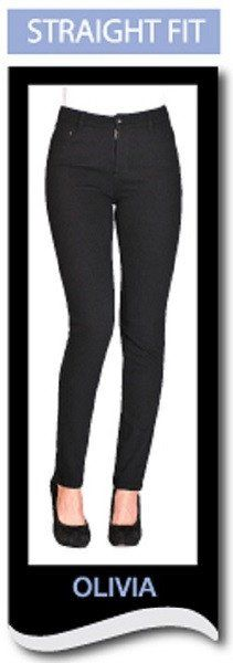 French Dressing Jeans - Olivia Straight Leg  Check out our women's pants here: https://fashionchronicle.ca/collections/french-dressing/products/french-dressing-jeans-olivia