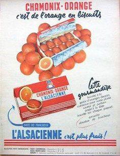 Les gateaux Chamonix... Existe t il un goûter plus sucré? Souvenirs de bois Bernard