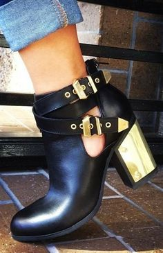 Clarissa Bootie. These are so gorgeous to me!!