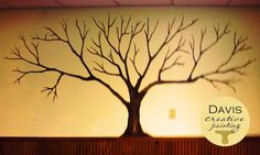 "Davis Creative Painting: ""Family Tree"" Tree"