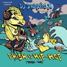 DJ Drastic X  Phish vs. Hip-Hop (Phish-Hop)   Phish vs. Hip-Hop is a mashup tribute project thats been years in the making by Miami DJ and producer Drastic X. This dj mix features music from one of historys greatest bands Phish molded into beds of mesmerizing beats then laced with the vocals from some of Hip-Hops greatest! Check out the tracklist below.  Gravy Sounds presents: DJ Drastic X  Phish vs. Hip-Hop (Phish-Hop)  1. David Bowie Flow  Talib Kweli & Nas  2. Wolfman Got 5 on It  Luniz…