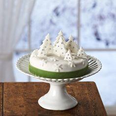 christmas cake Inspirations 25