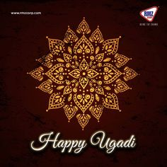May this Ugadi mark the advent of a wonderful new phase that is full of happiness, health, wealth and tranquility!Happy Ugadi to all! #RMZHomes #HappyUgadi