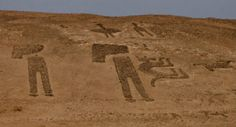 Geoglyphs: Prehistoric Mysteries On The Hillsides Of Northern Chile   Chile Travel - August 27, 2013