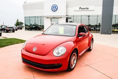 2013 Volkswagen Beetle Coupe for sale in Peoria - 3VWJX7AT9DM604096 - Volkswagen of Peoria