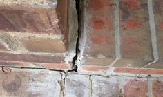 Should I Worry About Foundation Settlement? Read about the signs of serious foundation problems.