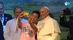 Franciscus 2 jaar paus! #paus #Franciscus #vaticaan  https://www.facebook.com/NPO.Spirit/photos/a.409455742465681.92850.407618379316084/779283008816284/?type=1