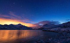 ...magical winterview... by FelixInden.deviantart.com on @deviantART