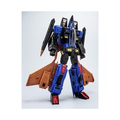RobotHero Clothes Windbreaker For MP-13 Soundwave Robot