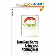 Being and Nothingness: Jean-Paul Sartre, Hazel E. Barnes: 9780671867805: Amazon.com: Books