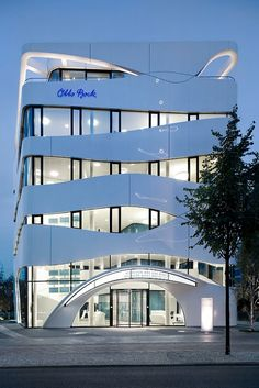 Otto Bock Science Center in Berlin, Germany by Gnädinger Architekten