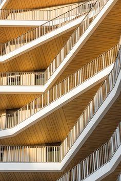 Boulogne B4A – Collective Housing in Boulogne Billancourt by Brenac & Gonzalez