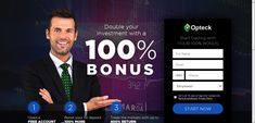 """Details: Opteckâ""""¢ is an online binary options trading platform providing its customers the option to trade on over 70 underlying assets such as currencies, indices, commodities and stocks. Opteckâ""""¢ offers High/low and One Touch options. Opteckâ""""¢ offers investment return of up to 85% maximum if the chosen option expires """"in the money"""" and within the option's time frame and risk management tools in case the. Details: http://mclx.xyz/go.php?c=3574&p=100&s1="""
