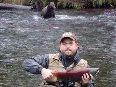 #Fishing the Alaskan Wilds