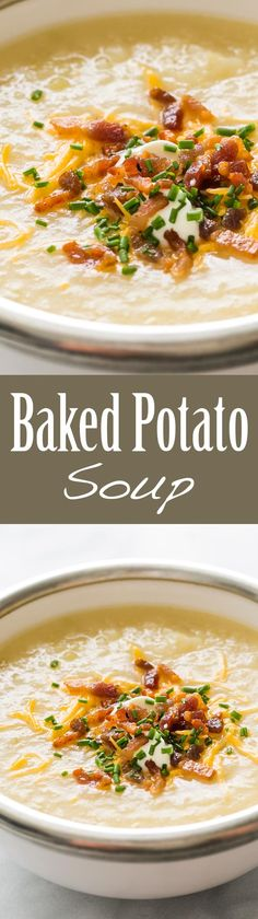 1000+ ideas about Potato Soup on Pinterest | Soups, Soup Recipes and ...
