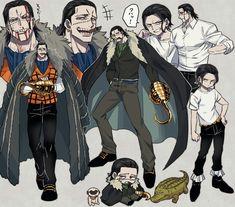 Sir Crocodile One Piece Manga, One Piece Series, One Piece Drawing, One Piece Comic, One Piece Fanart, Awesome Anime, I Love Anime, Off White Comic, One Piece Zeichnung