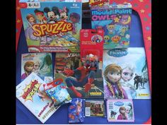 Awesome Pack – A Box Full Of Awesomeness For You And Your Kids #awesomepack #surprisetoys #unboxing