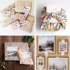 I am having fun pinning as the guest pinner for Folksy over on Pinterest. Which brings me to my final gift guide of 2014.