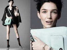 Coach Spring/Summer 2013 Campaign - Practical luxury is the feeling the new Coach campaign for the hottest months of the new season evokes. Check out the new launches.
