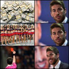 Sergio Ramos :P