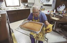 98-year-old bakes pies, cakes to donate to people in need - TODAY.com
